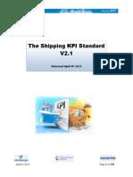 Shipping KPI Standard V2.1