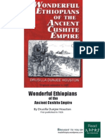 Wonderful Ethiopians of the Ancient Cushite Empire by Drusilla Dunjee Houston First Published in 1926