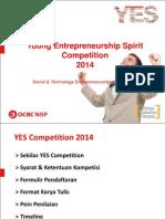 YES Competition 2014 - Karya Tulis