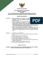 Peraturan Menteri Dalam Negeri Nomor 1 Tahun 1977 tentang Tata Cara Permohonan dan Penyelesaian Pemberian Hak Atas Bagian-bagian Tanah Hak Pengelolaan dan Pendaftarannya