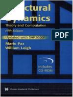 Structural Dynamics 5th Ed - Mario Paz & William Leigh