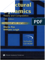 Structural Dynamics 5th Ed - Mario Paz & William Leigh