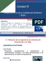 3.3 Relación de La Ing. de Software Con El SQA