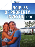 Free Guide Principles of Property Investing