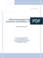Global Anthropogenic Non-CO2 Greenhouse Gas Emissions 1990 - 2030
