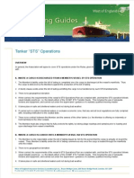 Underwriting Guides-Tanker STS Operations
