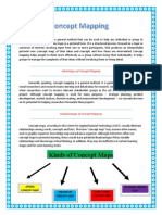 Concept Mapping is a General Method That Can Be Used to Help Any Individual or Group to Describe Their Ideas About Some Topic in a Pictorial Form