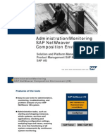 Administration_Monitoring SAP NetWeaver Composition Environment 7[1].1 SP1