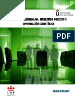 Catálogo Master en Gobernanza, Marketing Político y Comunicación Estratégica