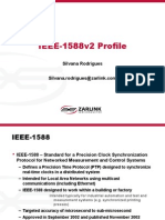 IEEE-1588v2 Profile