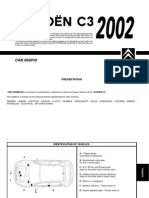 CitroenC3 Manual