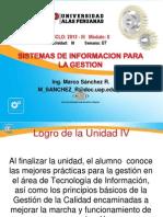 SIG UD II Sem 07 - SIG de Seguridad