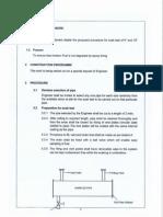 Fuel Soak Test Procedure