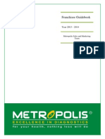 Metropolis Franchisee Guide Book