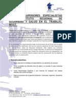 INFORMACION IRSST convocatoria 2013SABADOS (2).pdf