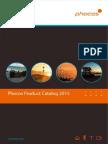 Phocos Product Catalog 2015