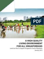 Land Use Plan to Singapore