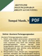 akuntansi pertanggung jawaban
