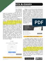 001. Publicación Web, Un Primer Vistazo.