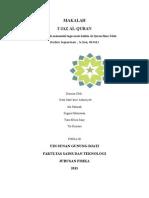 Kelompok 7 Makalah I_jaz Al-Qur_an
