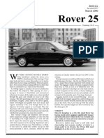 ROVER-25-1.4IS-MAR00-TESTEXTRA