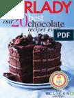 Fairlady 20 Best Chocolate Recipes Ever 2013