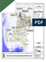 3.8 Peta Rencana Sistem Jaringan Jalan