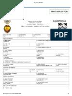 NBI Online Application