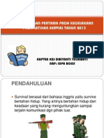 Survival Presentation Finish