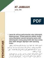 Shalat Jamaah