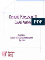 Lect Demand Forecasting