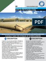 Plaquette Hydrocarbures - Nextanx