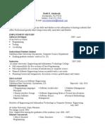 Hadil's Resume