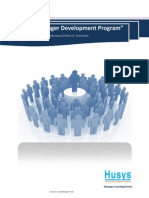 Young Manager Program
