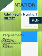 Pain Management for Nurses