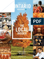 Discovering Ontario Local Insider