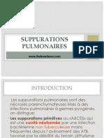 SUPPURATIONS PULMONAIRES.ppt