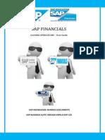 SAP Financials Closing Operations _ User Guide
