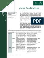 Nedbank se Rentekoers-barometer_September 2014