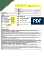 CPP Supplier Audit Result