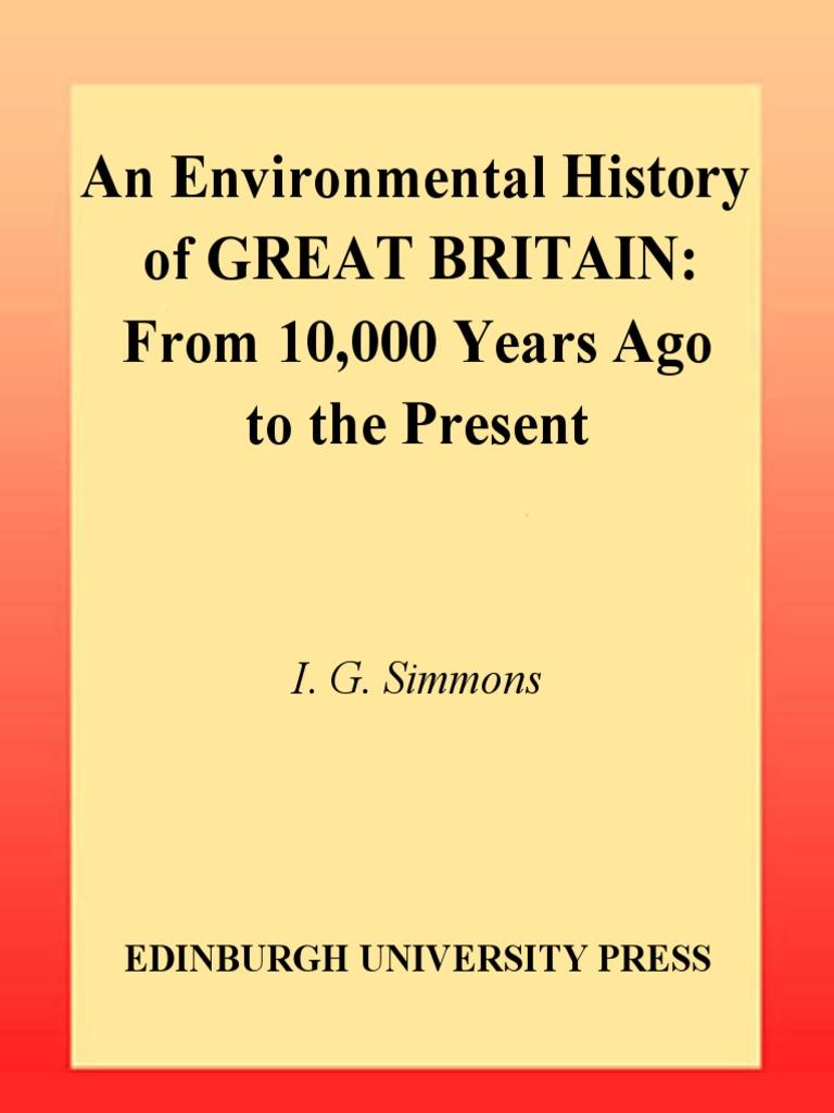 d9e7f20740e6 Environmental History of Great Britain | Environmental History ...