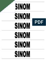 Jamu Sinom