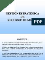 Gestion Estrategica de Recursos Humanos
