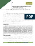 2.Manag-Measuring Buying Behavior of Rural Investor-Dhimen Jani