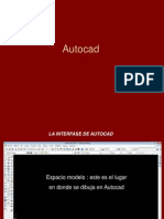 Autocad Clase 1