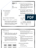 FM 11-3 - Capital Budgeting (Hand-outs)