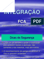 INTEGRAÇÃO FCA