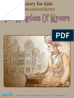 The Kingdom of Mysore - History – Mocomi.com