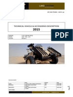 Vehicle T-Atv1200 Mil Specs 2015 Tech Descr