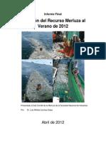 Informe Merluza 4 Abril 2012 Final